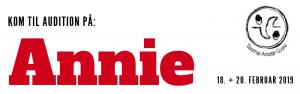 Banner Annie hjemmeside