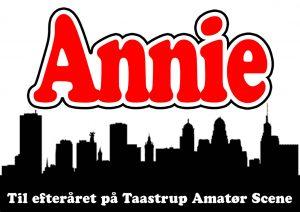 Annie Forskræp Logo