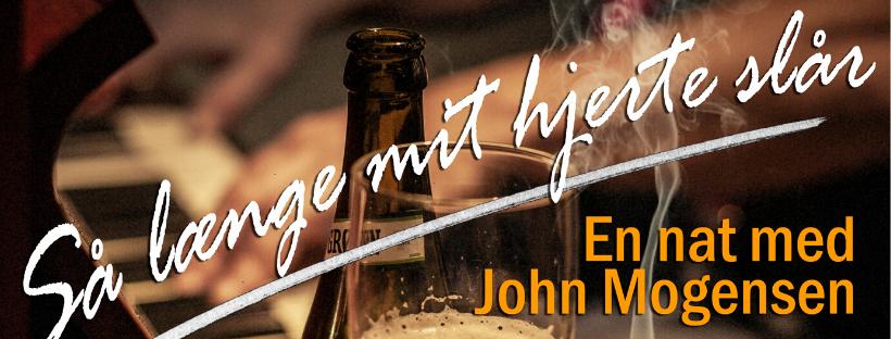 En musikalsk forestilling om John Mogensen, september og oktober 2020