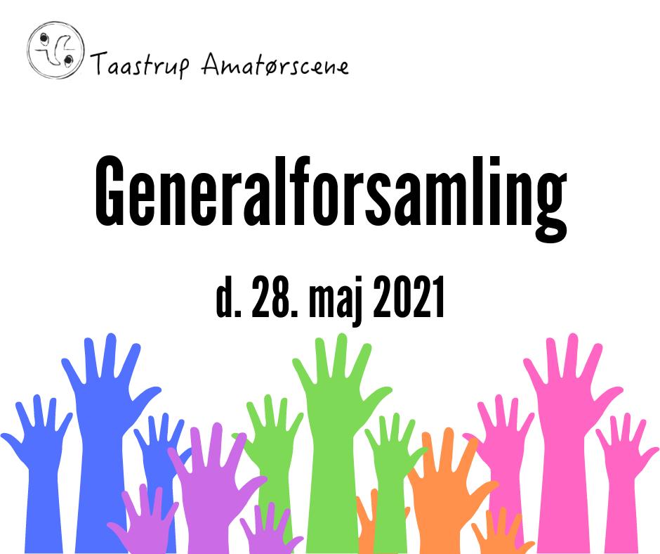 Generalforsamling 28. maj