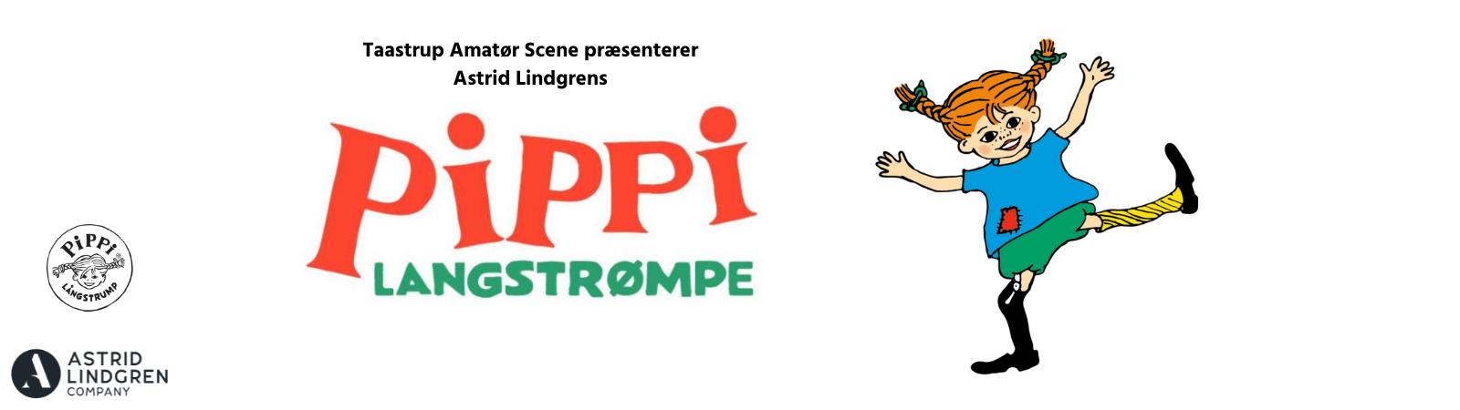 Vil du spille med i Pippi?